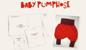 Mädchen tunika gratis schnittmuster gr 7480 146152. Baby Pumphose Selber Nahen Lybstes