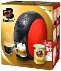 What is the most popular nescafe coffee makers for the breakroom on staples.com? New Nescafe Gold Blend Varistor Coffee Machine Tama Red Spm9633r Ebay