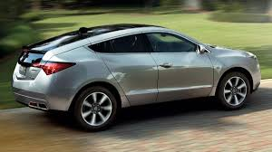 2013 Acura ZDX review notes   Autoweek