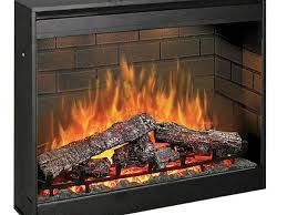 decorative fireplace logs fake
