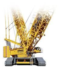 Lr 11000 Crawler Crane Liebherr
