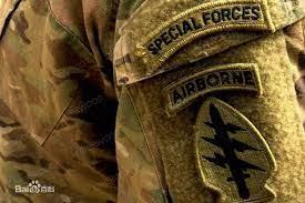 สีเขียวBeret Rangerหน่วยรบพิเศษOperationsสีดำOPS Deltaกองทัพเรือหน่วยซีลDevgruแพทช์ชั้นเชิงทหารกองทัพPatch  Badge