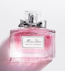<b>Miss Dior Absolutely Blooming</b>: delectably floral Eau de Parfum   <b>DIOR</b>