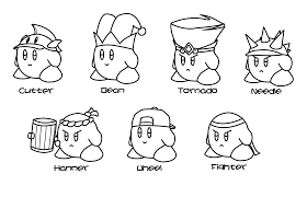 Small Picture Nintendo Coloring Pages akmame