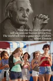 Society on Pinterest | Einstein, Technology and World