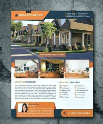 Free House Flyer Template Room Rent Flyer Template Gallery Of For House Rental Free Property