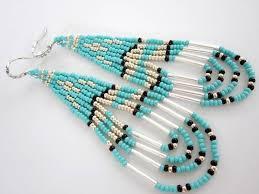 Native American Beaded Earrings Patterns Free Best Decorating