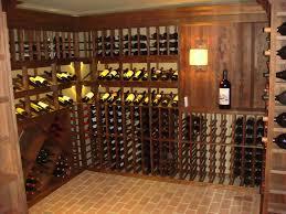 Basement On A Budget Building Wine Cellar In Basement Ecuamedcom