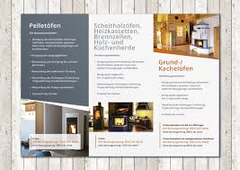 Flyer Design Für Ofenservice Firma Flyer Design