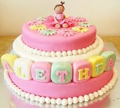 The Best Ideas For Baby Girls Birthday Cake Home Inspiration And