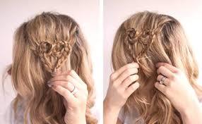 Krásné Copánky Na Dlouhé Vlasy Foto