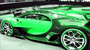New COLOR CHANGING Bugatti ''Vision Gran Turismo'' - Video Dailymotion