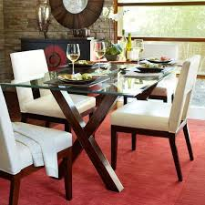 pier 1 imports bennett dining table base gany brown 200 liked on