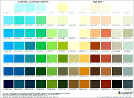 Pantone To Ral Conversion Chart Complaintboard Me