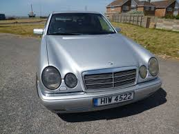 Used Mercedes-Benz E Class and Second Hand Mercedes-Benz E Class ...
