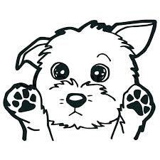 Free Printable Cute Dog Coloring Pages Dog Coloring Page Dog