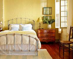 eclectic bedroom furniture. yellow adds a fuzzy sheen to the eclectic bedroom design logan killen interiors furniture d