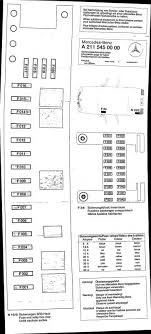 Mercedes Sprinter Fuse Box Chart 05 Mercedes C230 Fuse Diagram Wiring Diagrams