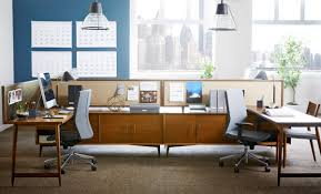 mid century office furniture. Perfect Century Mid Century Office Furniture With West Elm Workspace  Design Milk T