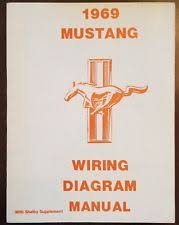 1969 mustang wiring 1969 ford mustang wiring diagram manual shelby supplement 69