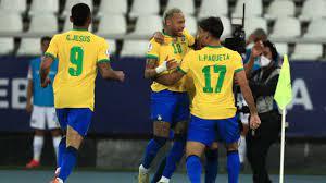 Brasilien vs argentinien copa america. Copa America Finale Wer Zeigt Ubertragt Brasilien Vs Argentinien Live Im Tv Und Live Stream Dazn News Deutschland