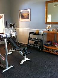 Home Gym Flooring  4 popular choices but what is the best flooring  solution for you? | Gym | Pinterest | Gym, Basements and Workout rooms