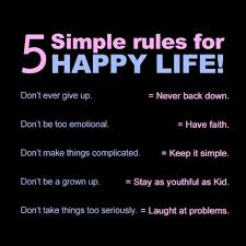 Inspirational Quotes About Life Inspiration Inspirational Quotes About Life Quote Life 48 Simple Rules For
