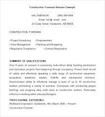 Masonry Laborer Resume Sample For Concrete Create Professional ...