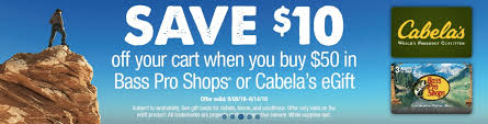 can you use a cabelas gift card at b pro photo 1