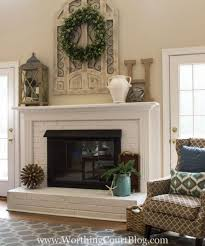 best 25 brass fireplace makeover ideas on fireplace whitewash fireplace update and paint fireplace