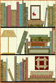 Bookcase Quilt Pattern Best Decorating Ideas