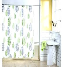 enchanting seafoam green shower curtain green shower curtain curtains awesome grey leaves with plastic hooks for