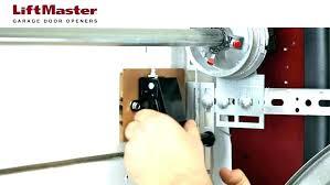 side mounted garage door opener garage door openers wall mount how to install a side mount side mounted garage door opener
