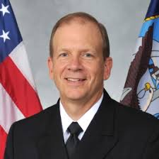 Rear Adm. Brian Antonio Begins Naval Aircraft Carriers PEO Work