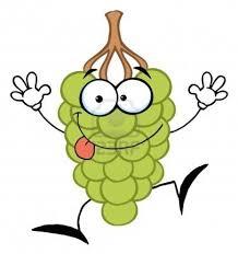 En Couleurs Imprimer Nature Fruits Raisin Num Ro 165923