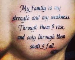 40 Meaningful Quote Tattoos For Boys 40 On We Heart It Enchanting Best Tattoo Quotes About Life