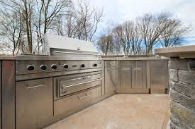 surprising stainless steel outdoor cabinets fresh design stainless steel outdoor kitchen sweet kitchen awesome amazing manufactures