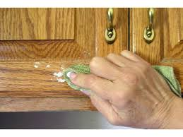 cleaning kitchen cabinet doors. How To Clean Grease From Kitchen Cabinet Doors - Baking Soda Will Not Scratch The Cabinets Cleaning I