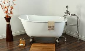 best reasons to choose a claw foot tub