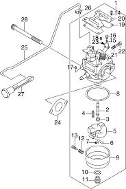 63189 partsphp year 2007hp 25model j2r4sucmanufacturer johnsonsection carburetor suzuki outboard motor parts diagram suzuki outboard motor parts diagram