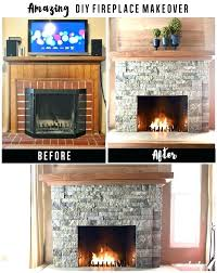 red brick fireplace makeover brick fireplace makeover ideas best ideas about fireplace makeovers on fireplace for