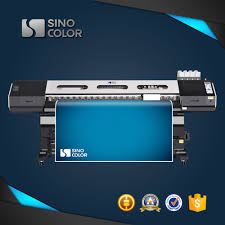 China Cost Effective Large Format Printer Eco Solvent Printer