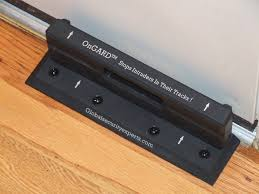 Security Door Brace The OnGARD OnGUARD Prevents Burglaries Home