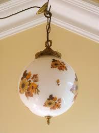 vintage french chic ceiling light hall lantern globe chandelier