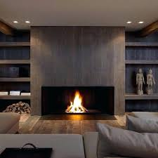 faux electric fireplace