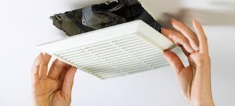 how to install a bathroom heater fan