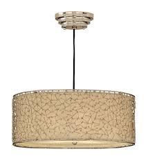 shade pendant lighting. Uttermost 21154 Brandon Silver 3 -Light Hanging Shade - Ceiling Pendant Fixtures Amazon.com Lighting S
