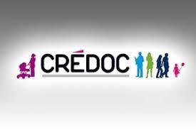 """Résultat de recherche d'images pour """"credoc.fr"""""""