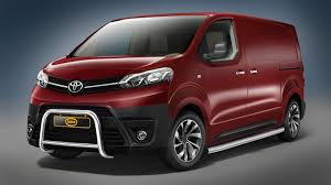 Toyota Proace Safety Side bars - Tuning parts to New Proace -