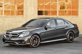 The 2013 e63 was just the kind of car for someone who was looking for a sports car but didn't want to stand out with an opulent cls and also didn't want to lose the elegance of a premium. Used 2016 Mercedes Benz E Class Amg E 63 4matic S Model Review Edmunds